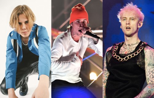 Justin Bieber and Machine Gun Kelly join The Kid LAROI for surprise concert