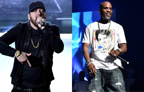 Resurfaced video shows DMX refusing to be drawn into feud with Eminem