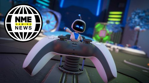 The 'Astro's Playroom' team is working on a new 3D action game