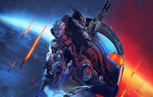 'Mass Effect Legendary Edition' receives a big visual update