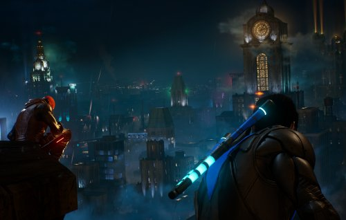 'Gotham Knights' devs Warner Bros Montreal may be working on new IP