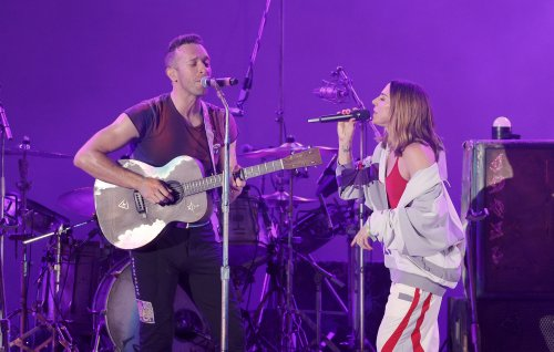 Watch Coldplay's Chris Martin cover Spice Girls classic with Mel C