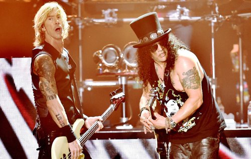 """Guns N' Roses' Duff Mckagan on meeting Slash for the first time: """"It was kind of a culture shock"""""""