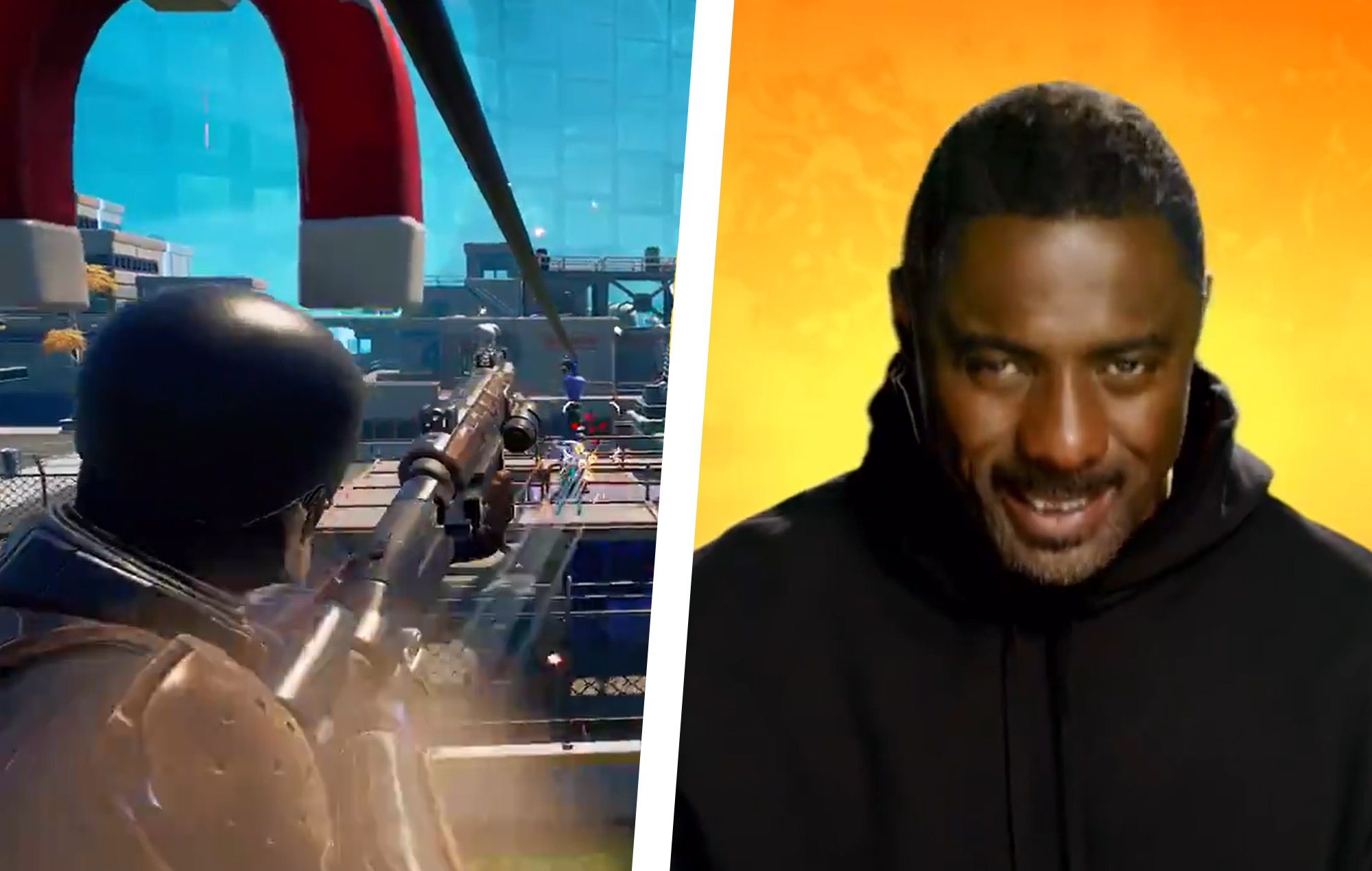 Idris Elba's 'The Suicide Squad' character coming to 'Fortnite'