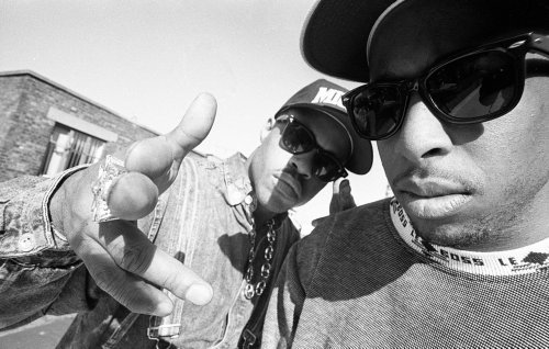 Listen to 'Founders Remix' of Gang Starr's 'Glowing Mic'