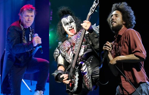 Gene Simmons slams Rock & Roll Hall of Fame for omitting Iron Maiden and Rage Against The Machine
