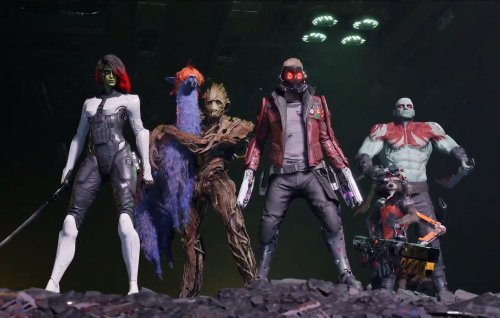 'Guardians Of The Galaxy' game will include option to remove licenced music