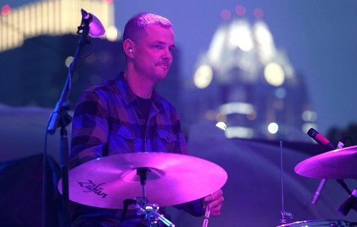 American Football farewells founding drummer and trumpeter Steve Lamos