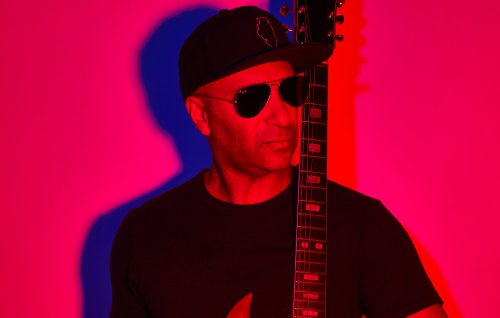 Tom Morello says a famous metal guitarist was once disappointed to learn he was Black