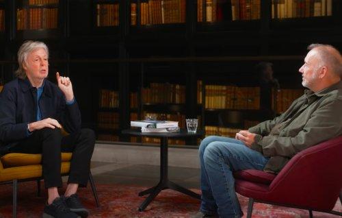 Paul McCartney tells Bob Mortimer the story behind 'Rocky Raccoon'