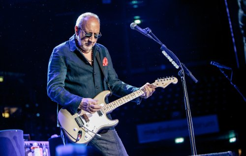 The Who's Pete Townshend says he used to be pansexual