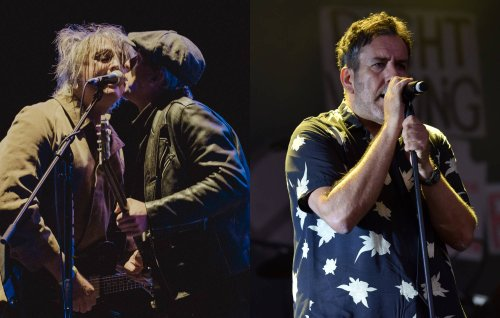Watch The Libertines and Terry Hall perform The Specials' 'Gangsters'