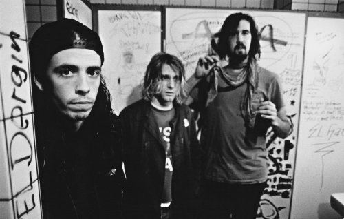 """Dave Grohl on Nirvana's 'Smells Like Teen Spirit': """"We just thought it was another cool song for the record"""""""
