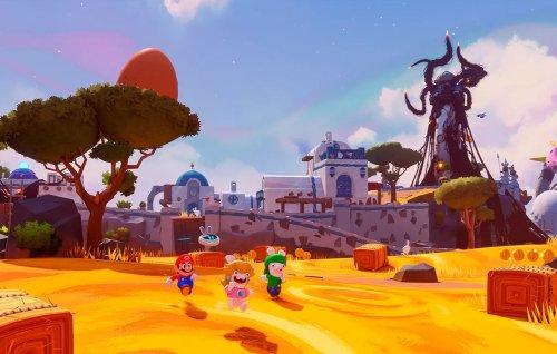 Nintendo accidentally reveal 'Mario + Rabbids Sparks Of Joy'