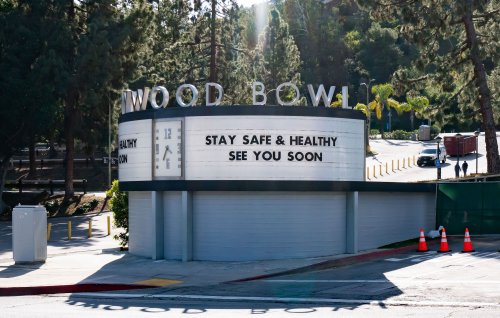 LA's Hollywood Bowl plots summer reopening with 14-week concert series