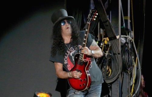 Slash posts teaser of new Guns N' Roses song 'Hard School'