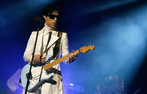 Watch unearthed footage from Prince's last European tour in 2014
