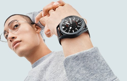 Become the boss of your life with the Samsung Galaxy Watch 3