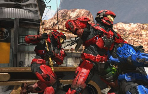 Frantic 60 multiplayer battles being considered for 'Halo MCC'