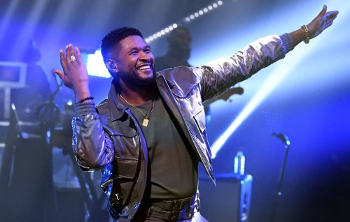 Vegas strip club denies Usher paid dancers fake money with his face on