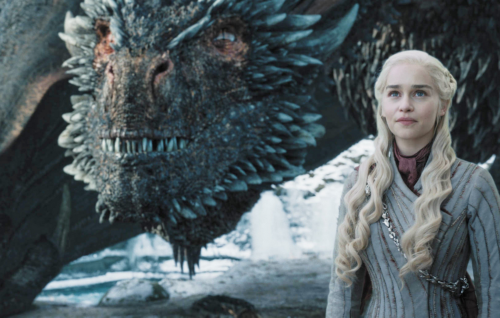 Emilia Clarke discusses the 'Game Of Thrones' scene she would change