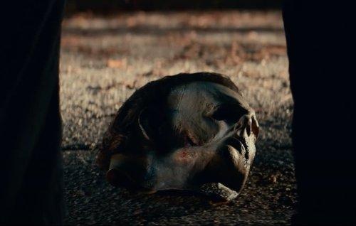 Watch Michael Myers unmasked in final 'Halloween Kills' trailer