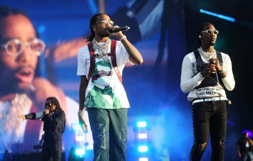 Quavo says Migos' 'Culture III' is being mixed