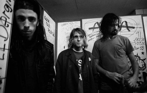BBC mark 30 years of Nirvana's 'Nevermind' with new film about group's time in UK