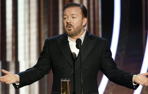 Ricky Gervais responds to Golden Globes Hollywood roast suggestion