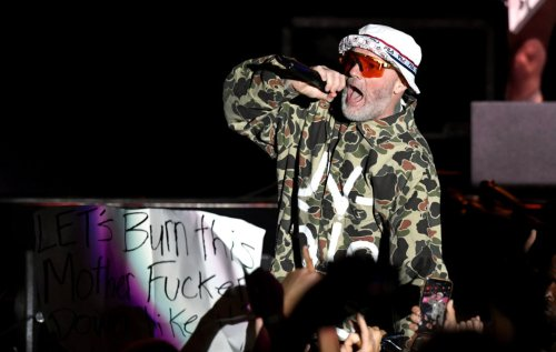 Limp Bizkit fans react as Fred Durst shows off dramatic new look