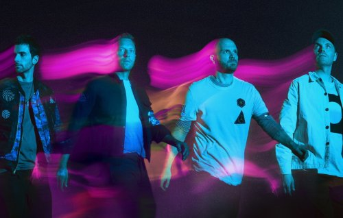 On bright new song 'Higher Power', Coldplay reach for the stars