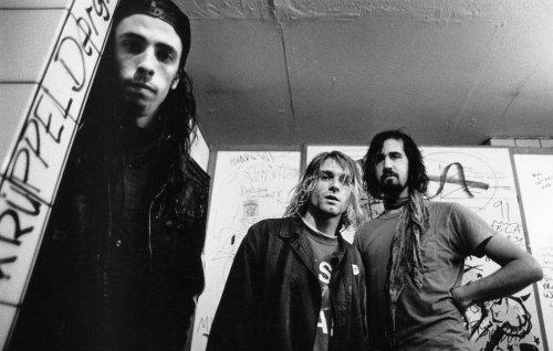 Dave Grohl recalls Nirvana's low expectations for 'Nevermind'