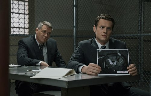 """'Mindhunter' director urges fans to """"make noise"""" to get season three"""