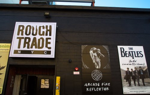 Rough Trade NYC reopening in new 30 Rock location next month