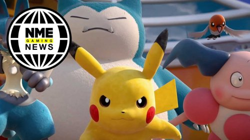'Pokemon Unite' update adds a new character, and fixes some bugs
