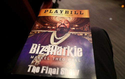 """Busta Rhymes, Ice-T pay tribute to Biz Markie with memorial service: """"He is what we call hip-hop"""""""
