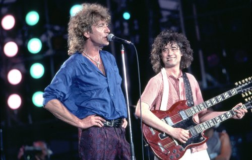 Jimmy Page says it was a mistake to hire Phil Collins for Led Zeppelin's Live Aid reunion