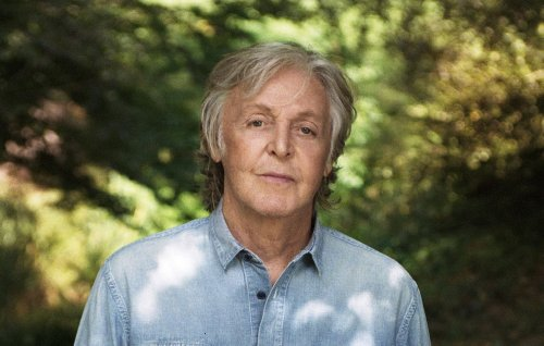 Paul McCartney's forthcoming biography 'The Lyrics' shortlisted for book of the year award