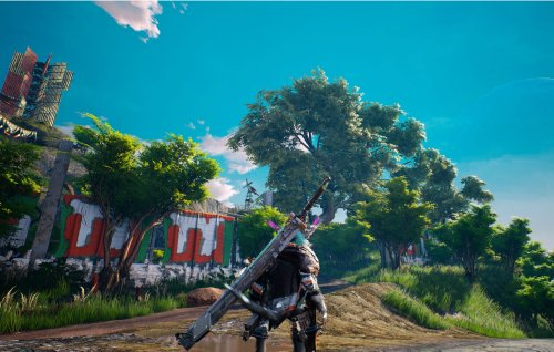 THQ show 'Biomutant' gameplay footage on five different platforms