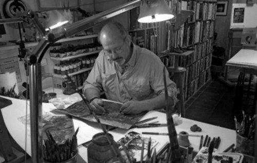 'Syberia' creator Benoît Sokal has passed away aged 66