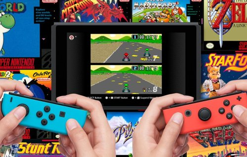 Nintendo isn't leaving the SNES and NES Switch Online libraries behind