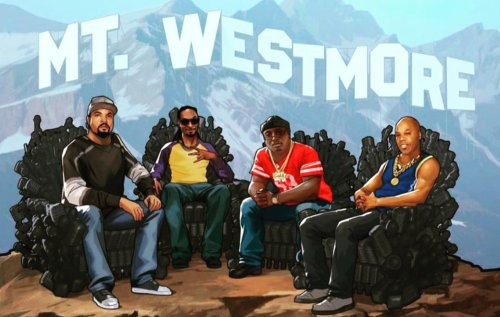 Watch rap supergroup Mt. Westmore make debut performance at Triller's 'Fight Club'