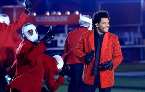 The Weeknd can feel his face again: Abel Tesfaye says he's quit hard drugs