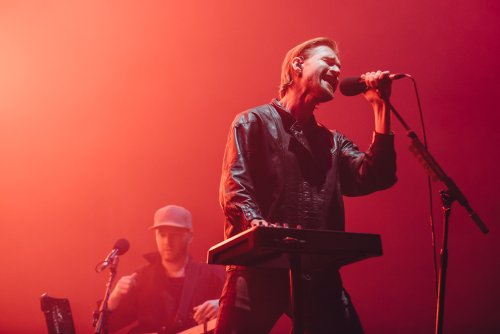 Watch footage from Wild Beasts' final show - NME