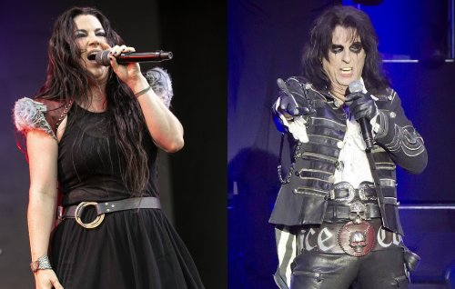 Evanescence to hold livestream concert hosted by Alice Cooper