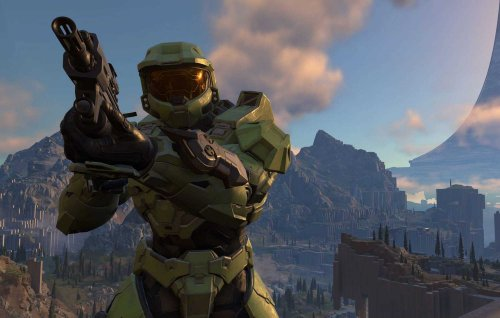 Halo Infinite is giving the best bits of Halo 5 multiplayer a second chance