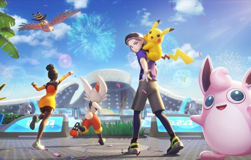 'Pokemon Unite' is a great gateway for new MOBA players, but the microtransactions are Trubbish