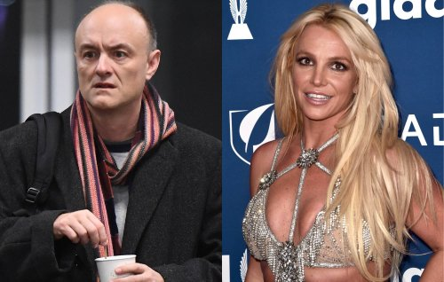 Dominic Cummings backs Britney Spears as she battles to end conservatorship