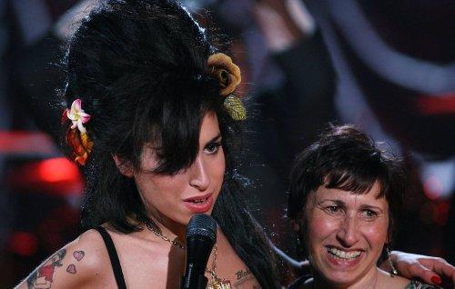 Amy Winehouse's mum defends singer's ex-husband Blake Fielder-Civil