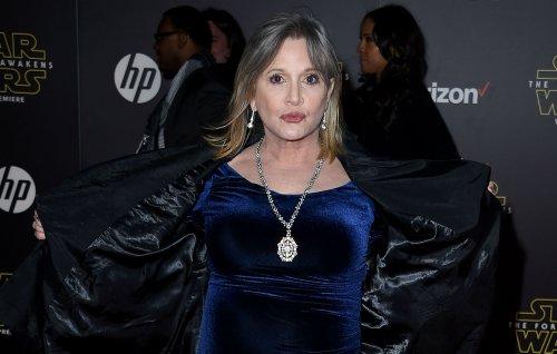 'Jupiter's Legacy' creator recalls meeting inspirational Carrie Fisher